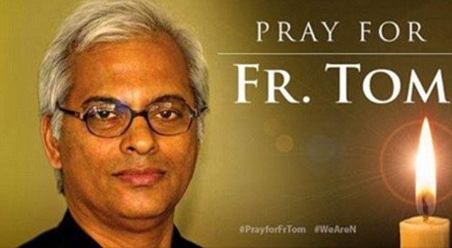 Indian Priest Fr. Tom due to be crucified on Good Friday, religious groups claim