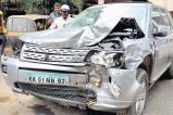 Bangalore:Tipsy CMC ex-chief killed 4 as speeding SUV ploughs into marketplace