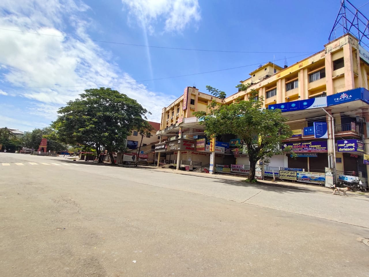 Total lockdown on second Sunday evokes good response in Udupi