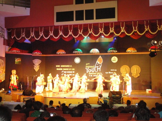 Mangalore  National YOUTH  Festival   Day 3  News and Photos: