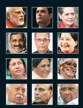 The most powerful Indians in 2014: No. 1-10