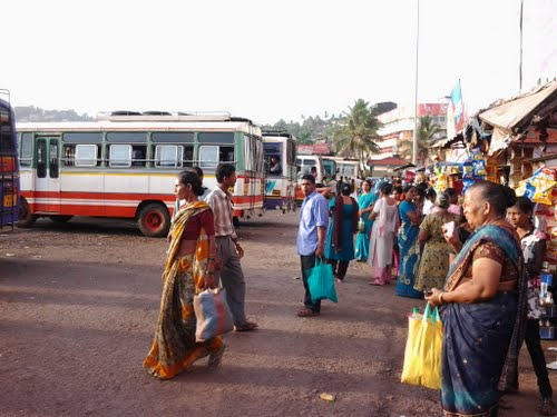SITUATION NORMAL IN GOA INSPITE OF STRIKE
