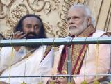 Indians should be proud of their heritage: PM at Sri Sri event
