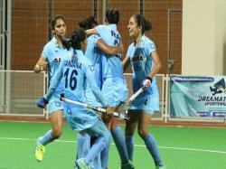 Indian women win first ACT title after Deepika's late strike