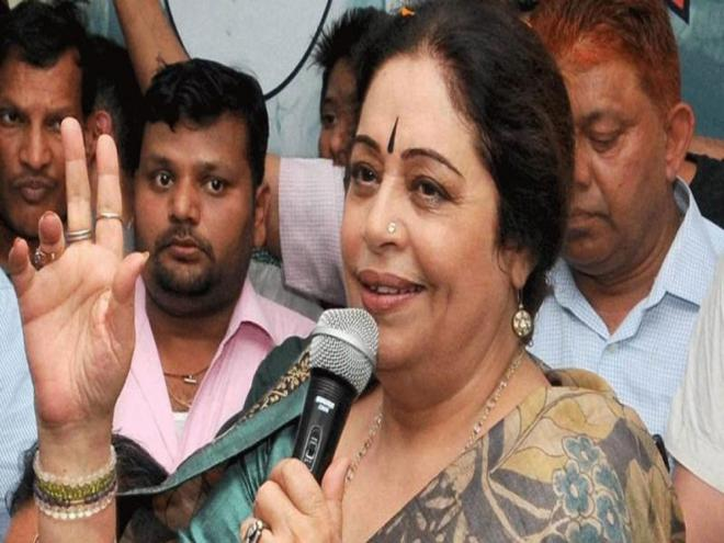 How logical is it that a 5-star hotel can't serve liquor? asks Kirron Kher