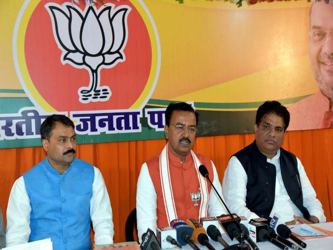 BJP leaders vent unease over Yogi outfit's 'dominance'
