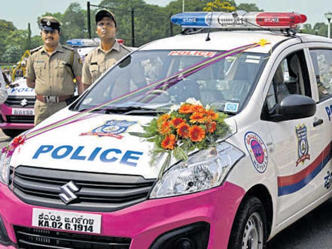 Superfast Hoysala cars cut police response time