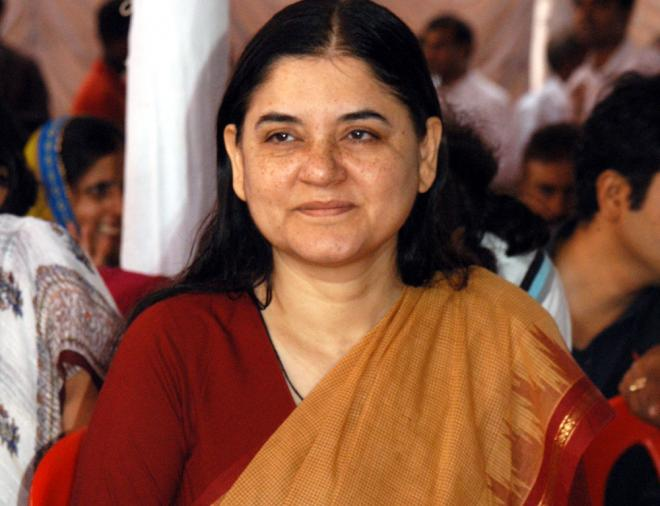 Maneka Gandhi to be operated for gallstones in AIIMS