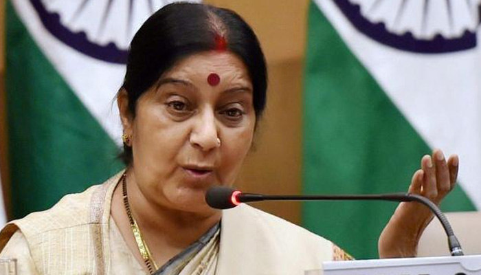 Pak cancer patient calls Sushma Swaraj her 'mother'; granted visa for treatment in India