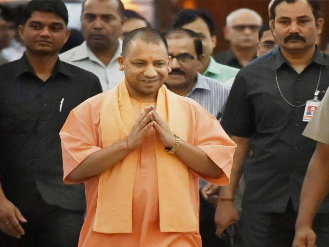 Will keep visiting Bihar till Nitish govt is uprooted: Yogi