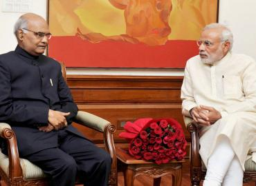 Ram Nath Kovind looks set for comfortable win