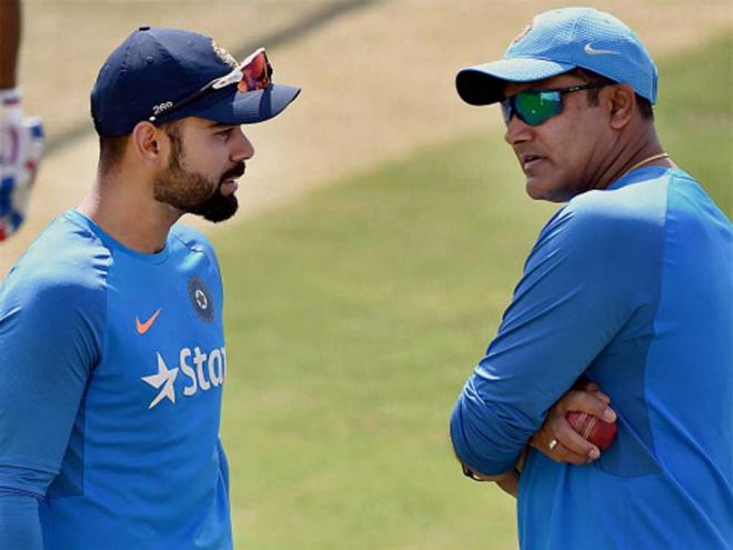 Kumble Document: Coach should earn 60% of skipper's fees