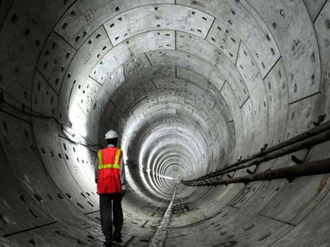 India's first underwater metro tunnel completed