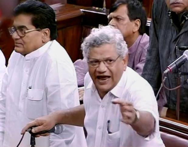 Yechury warns against creation of 'Hindu Pakistan'