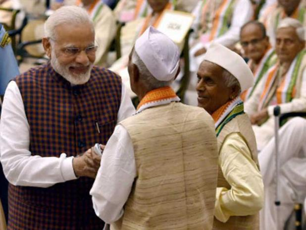 Modi makes no mention of Nehru