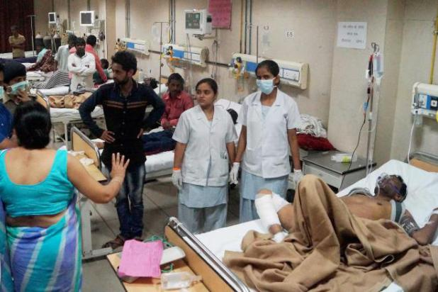 How Khatauli joined hands to save lives, provide succour
