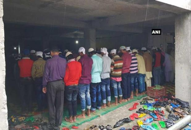 Muslims offer namaz in gurudwara on Eid-ul-Adha