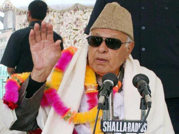 Kashmiris will never surrender before New Delhi: Farooq Abdullah