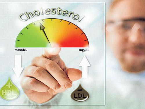 Karnataka is 2nd in cholesterol level in country