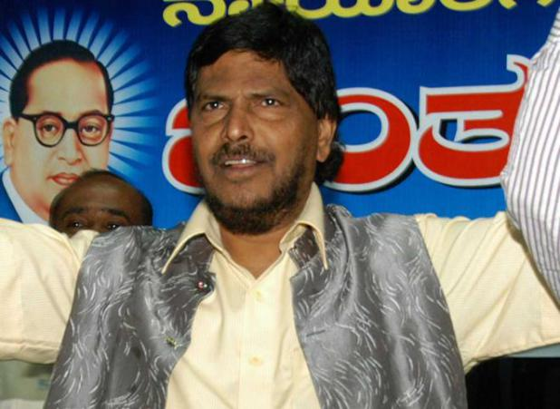 Join army for rum: Ramdas Athawale