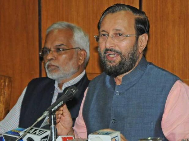 Fight against black money to continue: Prakash Javadekar