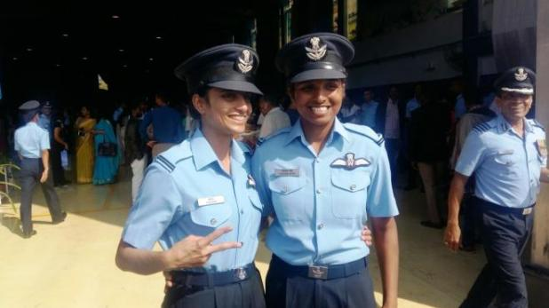 Women fighter pilots are battle ready