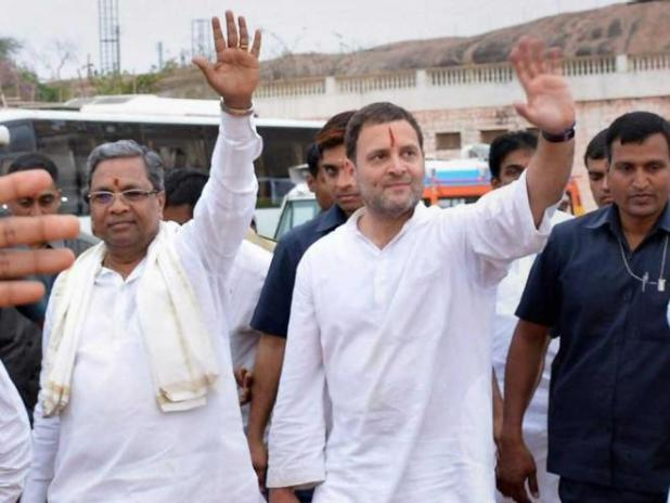 Siddaramaiah govt scam-free, BJP breaking world record in graft: Rahul