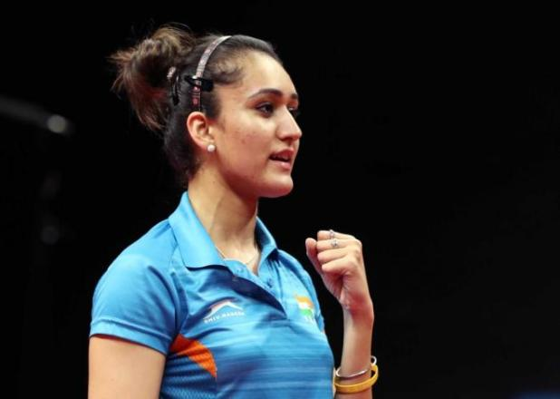 Manika leads India to historic gold