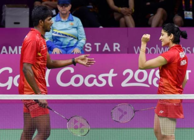 India claim maiden badminton team gold