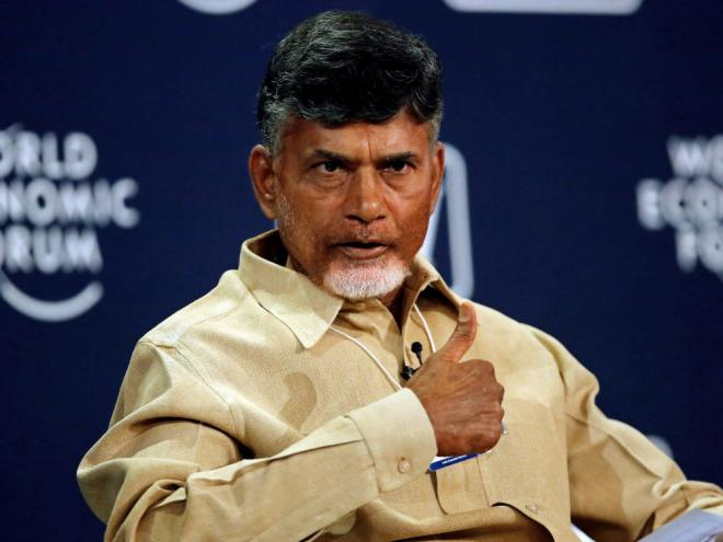 Naidu to fast on b'day to expose Modi's betrayal
