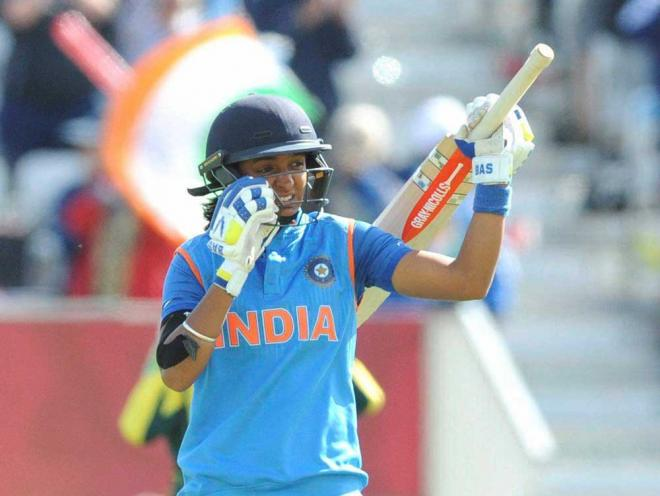 After magical ton, Railway promotion for star batswoman Kaur