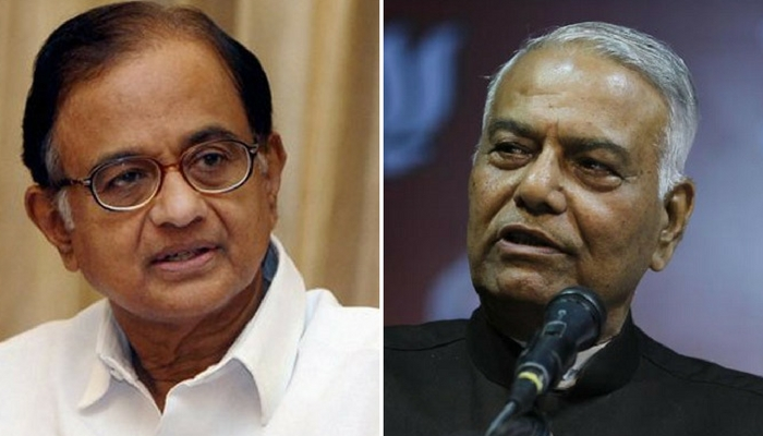 Yashwant Sinha launches attack on PM Modi, Chidambaram says 'truth prevails'