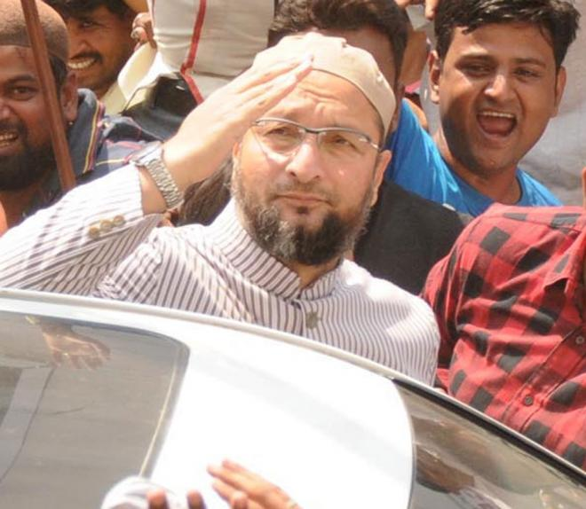 Love jihad: What happens to women's freedom now, Owaisi asks