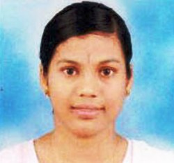 Akshatha S. Kullal of Mount Rosary tops the district in SSLC