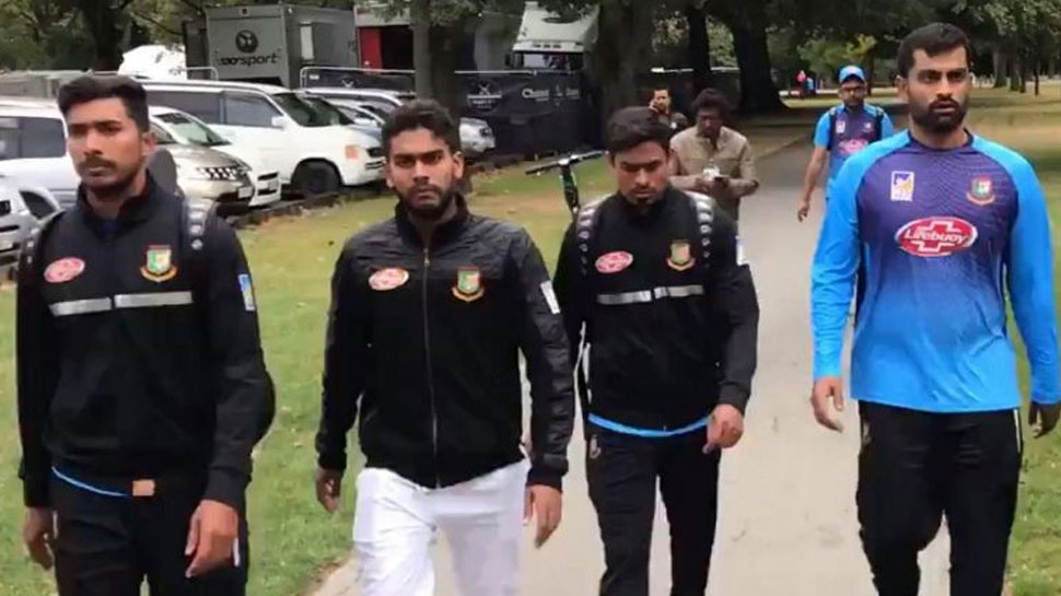 NZ shooting: Close shave for Bangladesh cricket team