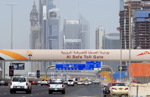 Breaking News: Two new Salik toll gates coming up in Dubai this April