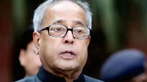 Fake news about former President Pranab Mukherjee