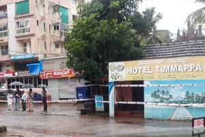 Hotel propritor test pcsitive for Coronavirus - Another hotel seal down in Udupi