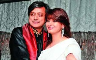 After Modi's Rs 50 cr girlfriend barb, Tharoor says his wife is 'priceless'