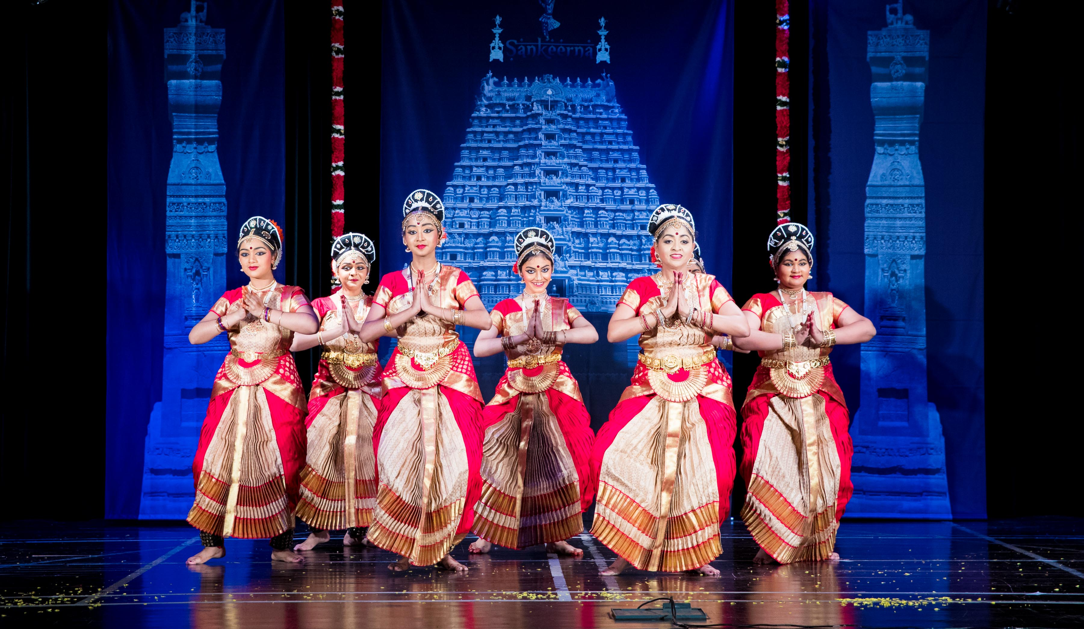 Sankeerna's 6th Annual day 'Tathva' An Evening of heart filling Classical delight