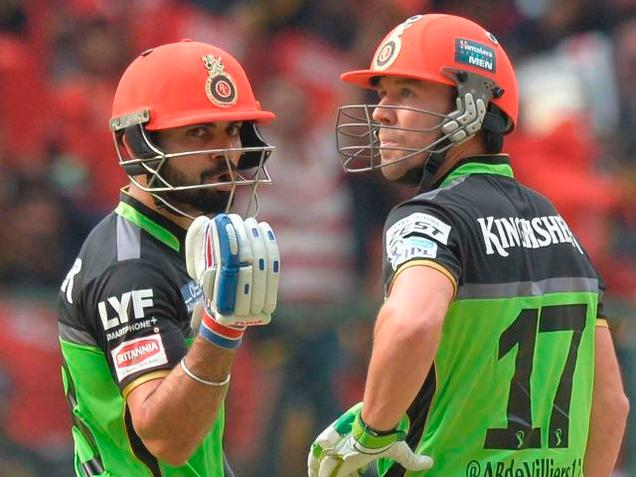 I don't think too much, while Kohli is a thinker: de Villiers