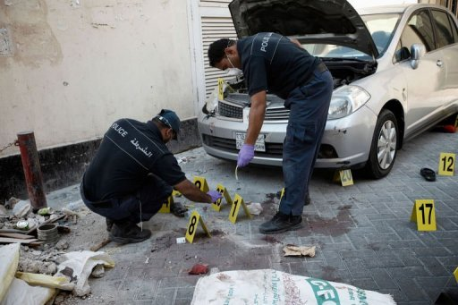 Two Asians killed, one hurt in Bahrain bombs: police
