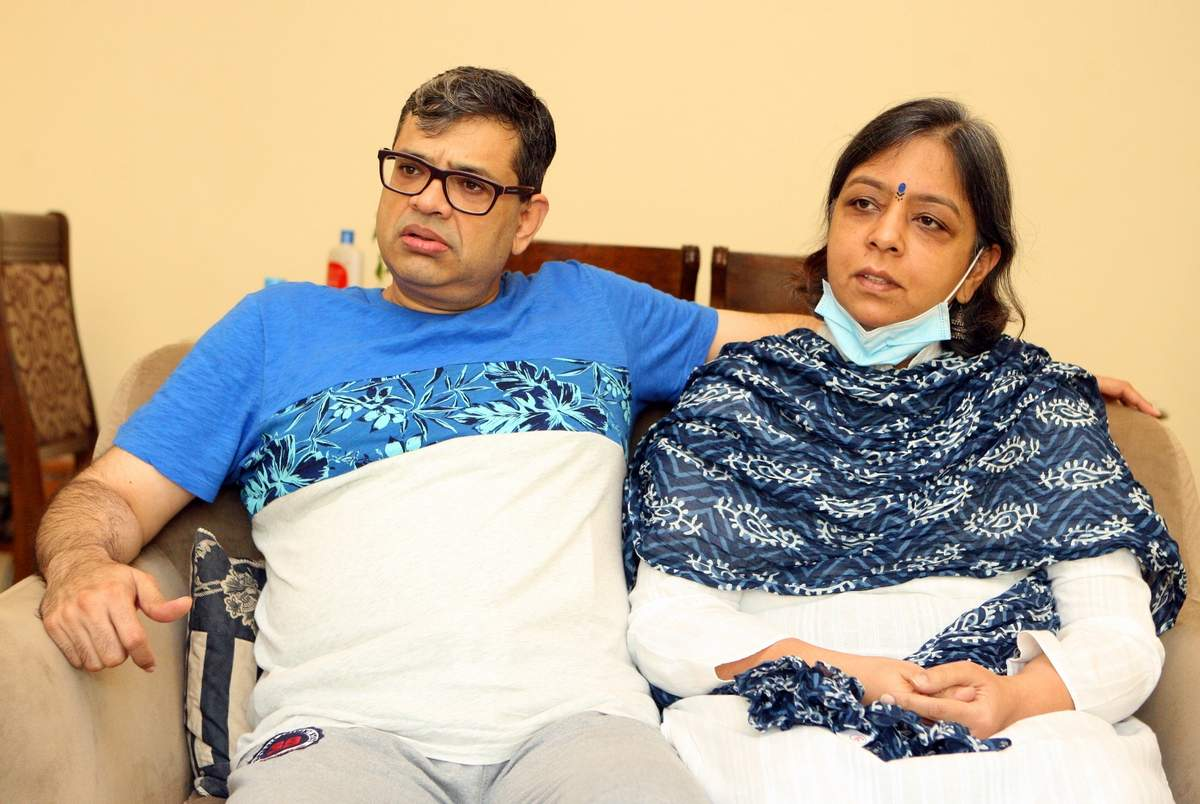 Man donates part of liver to save wife's life in Dubai