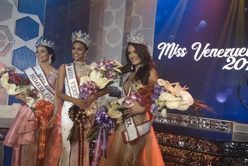 Isabella Rodriguez: beauty queen from a slum crowned Miss Venezuela