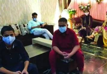 Combating coronavirus: Groom in Dubai, bride in India tie the knot in virtual nikah