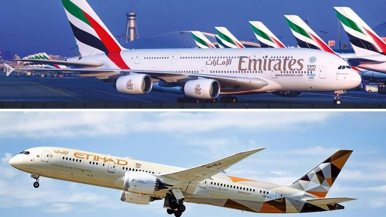 Covid travel ban: Emirates, Etihad suspend UAE-UK flights