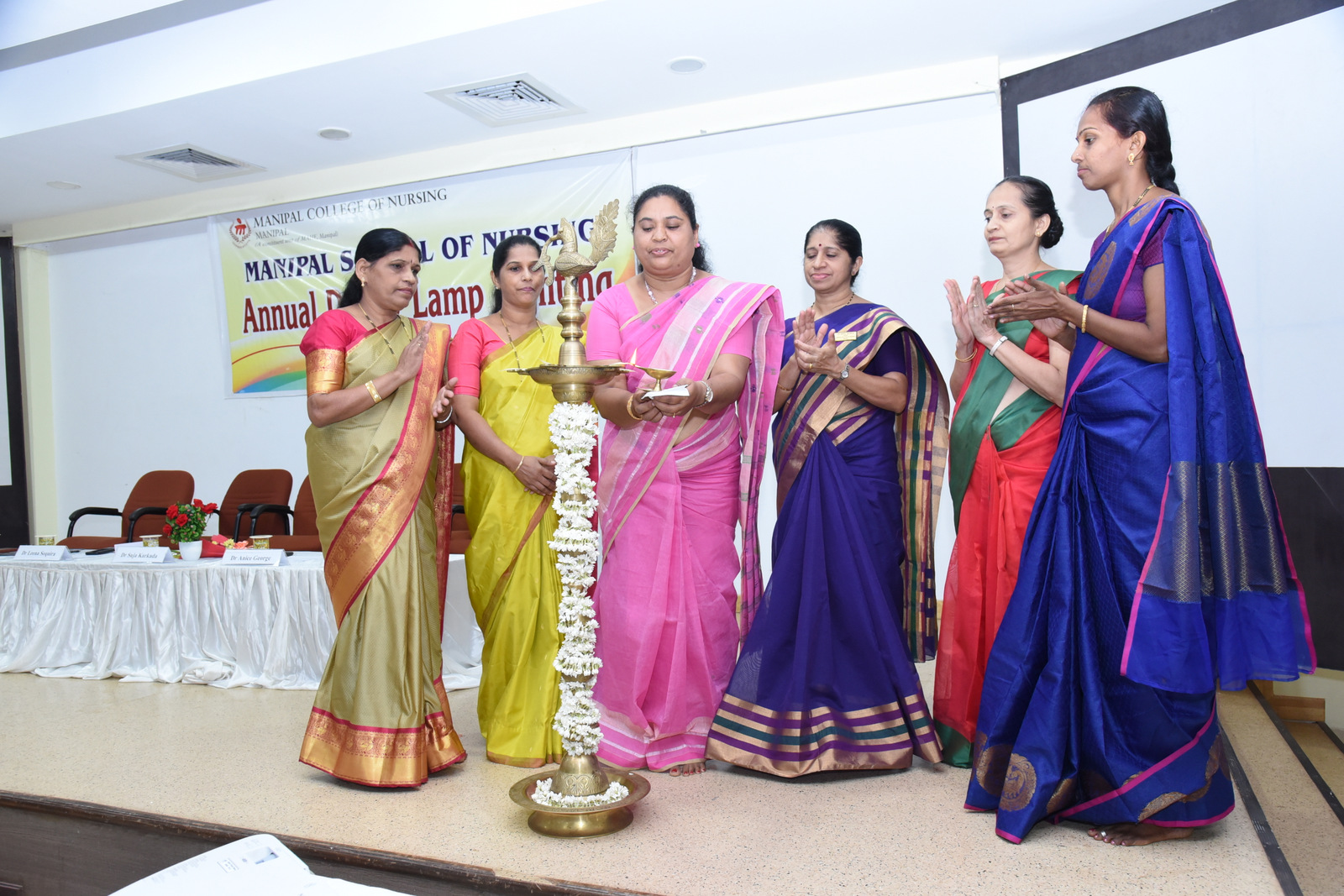 Manipal School of Nursing, MAHE Annual Day
