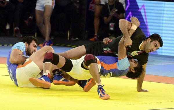 India beat Iran 38-29 to win Kabaddi World Cup