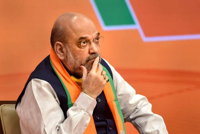 Amit Shah tweets he tested positive for coronavirus, hospitalised