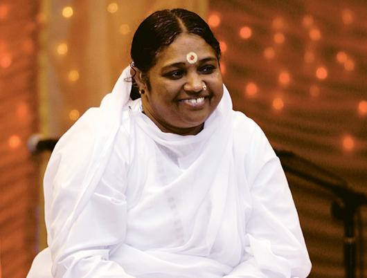 Amma to bless devotees on February 10,11